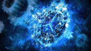 Blue-Fantasy-Clock